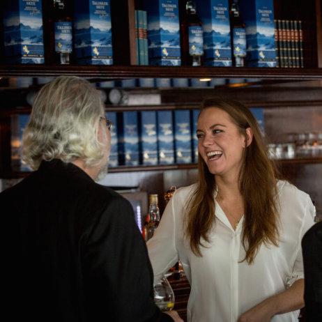 Zürich Talisker Skye Atlantic Challenge Lauren Morton