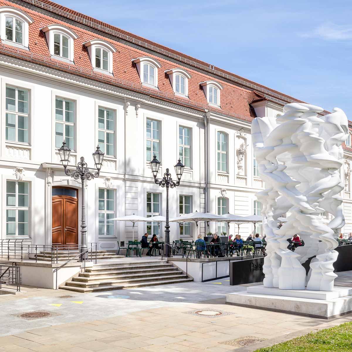 Palais Populaire Terrasse © PalaisPopulaire : Deutsche Bank AG