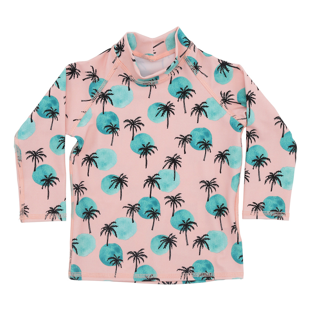 Stadtlandkind Zürich Soft Gallery Swim Shirt Tropical