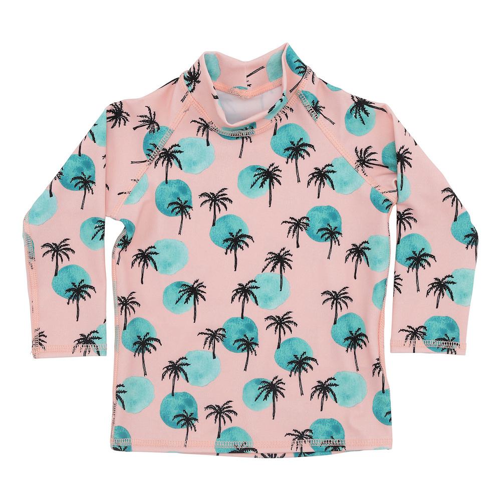 Stadtlandkind Zürich Soft Gallery Swim Shirt Tropical