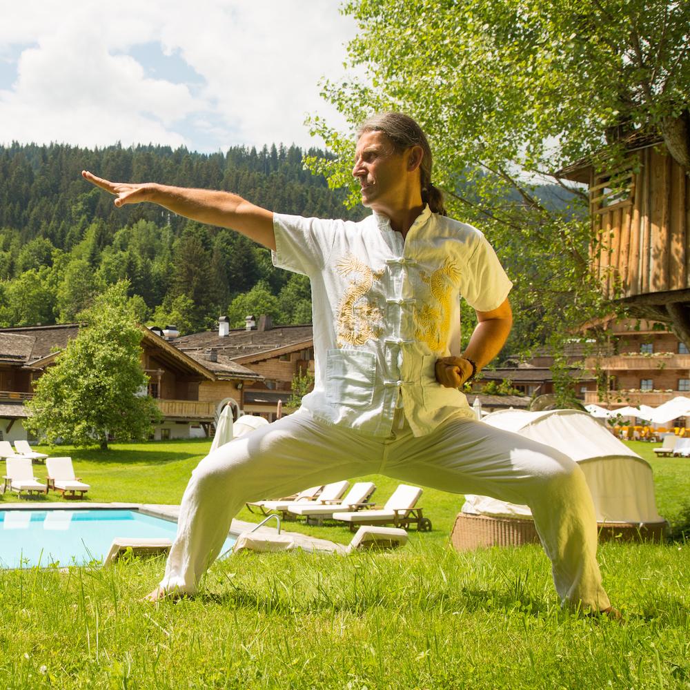 Stanglwirt Yoga Thomas Michael Konecny Retreat