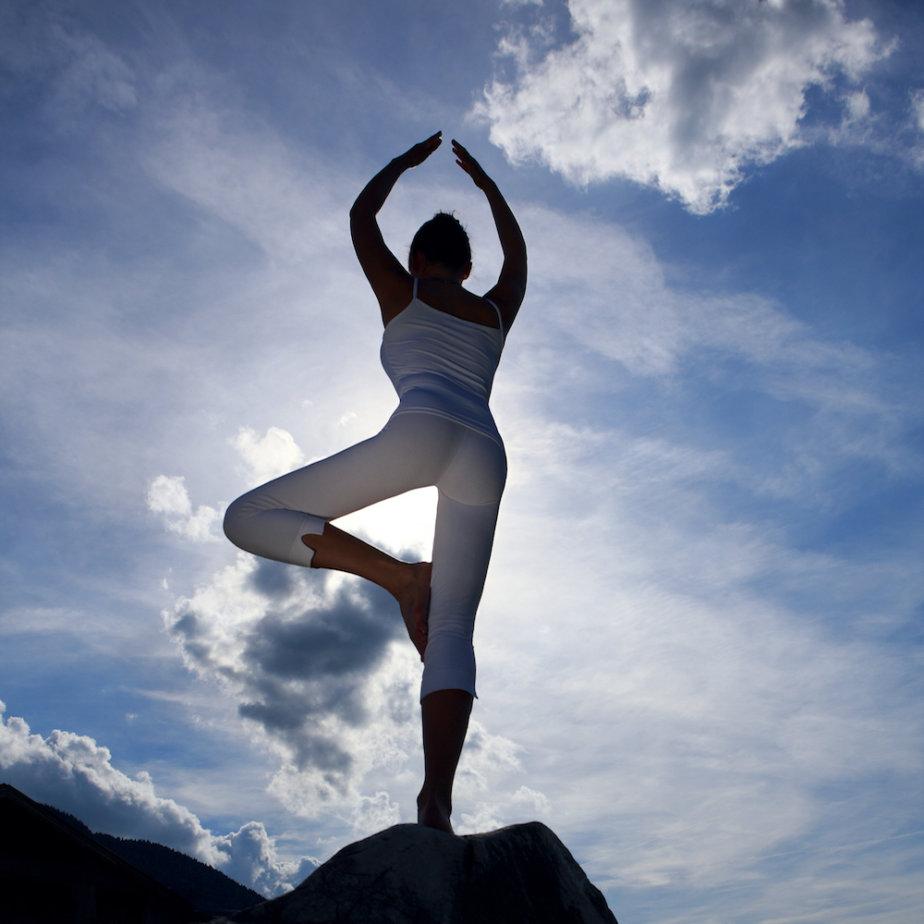 Stanglwirt Yoga Wilder Kaiser