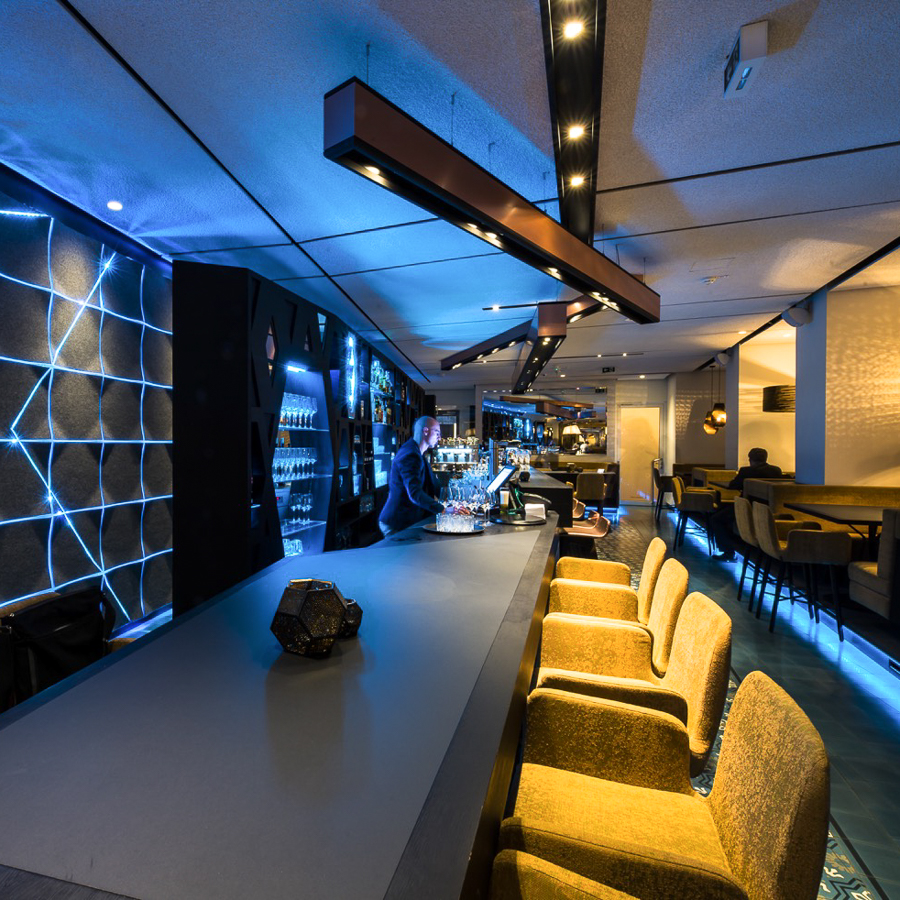 The Room Restaurant Wien Bar