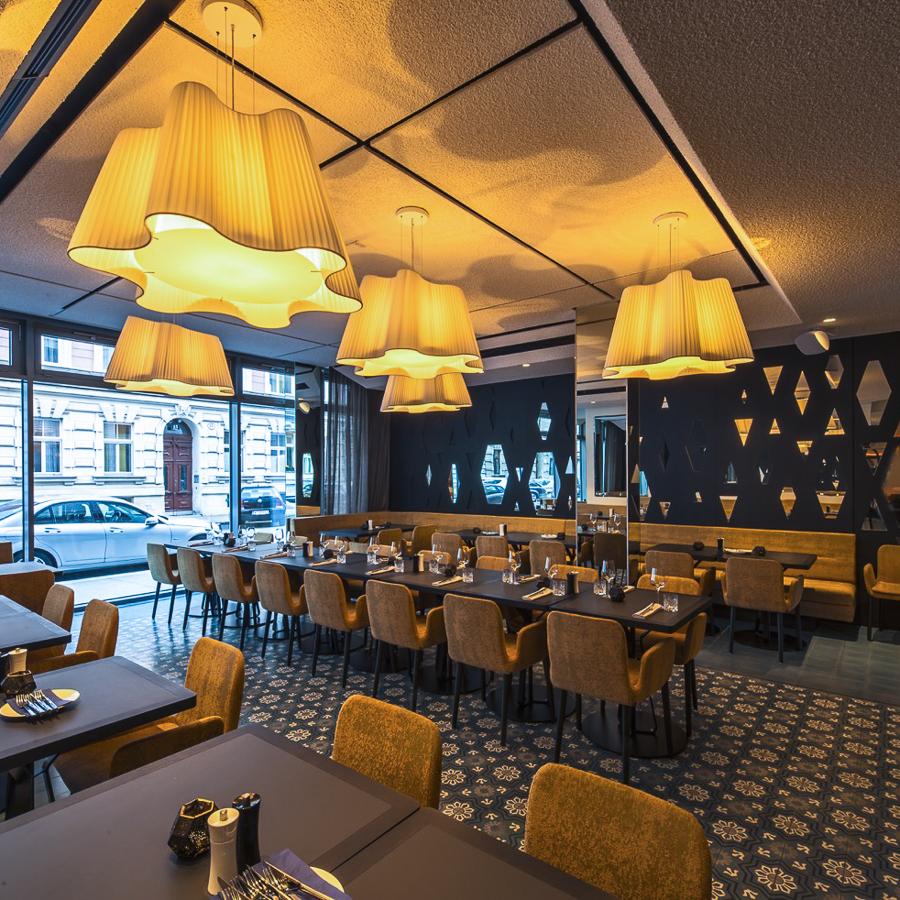 The Room Restaurant Wien Fensterplatz