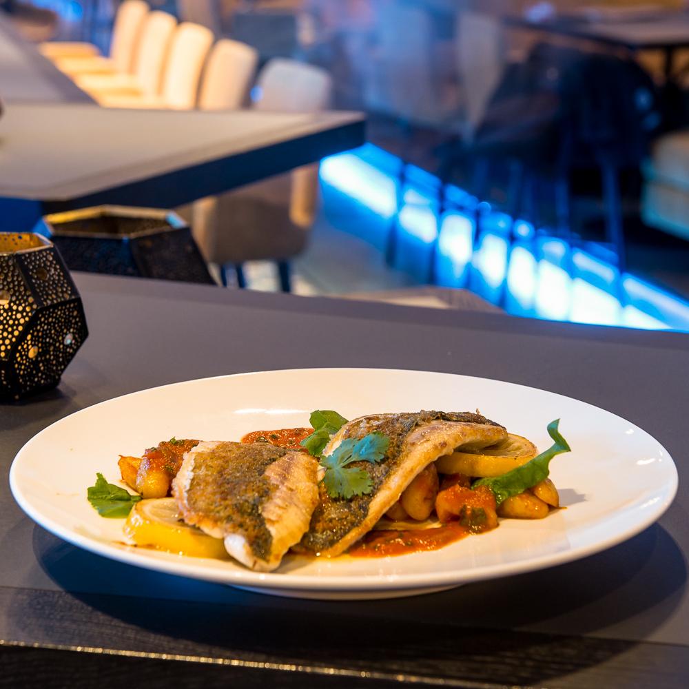 The Room Restaurant Wien Fisch