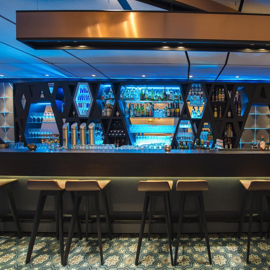 The Room Restaurant Wien Theke