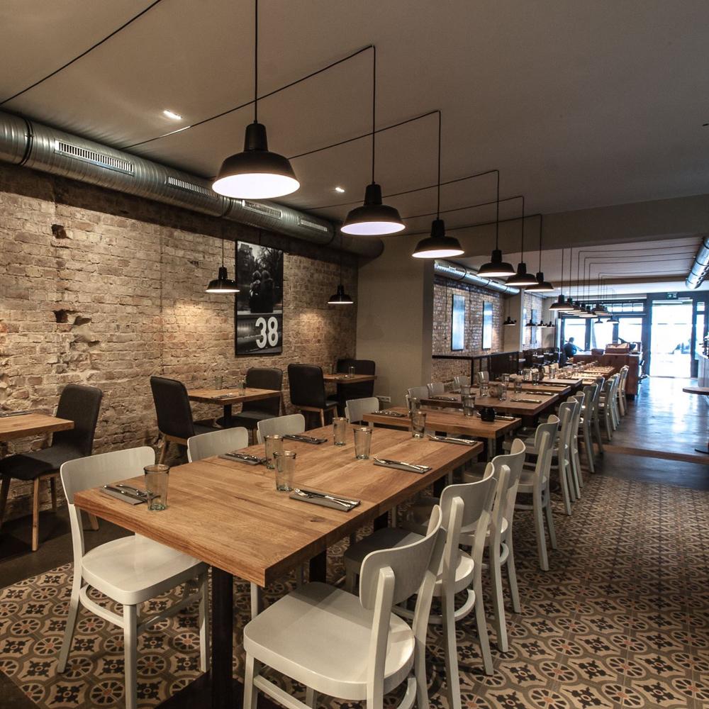 restaurant acht dreissig berlin creme guides. Black Bedroom Furniture Sets. Home Design Ideas