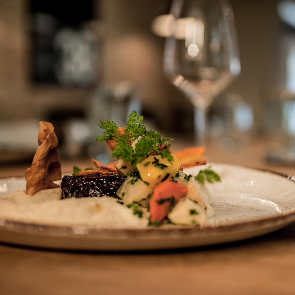Acht & Dreißig Restaurant Friedrichstraße Berlin Dinner