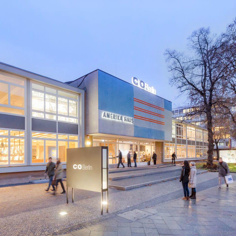 Amerika Haus CO Berlin