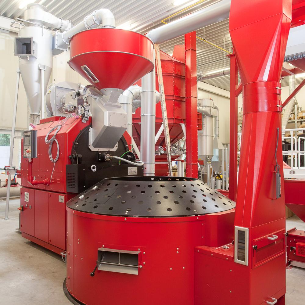 Andrascho Kaffee Rösterei Berlin Manufaktur