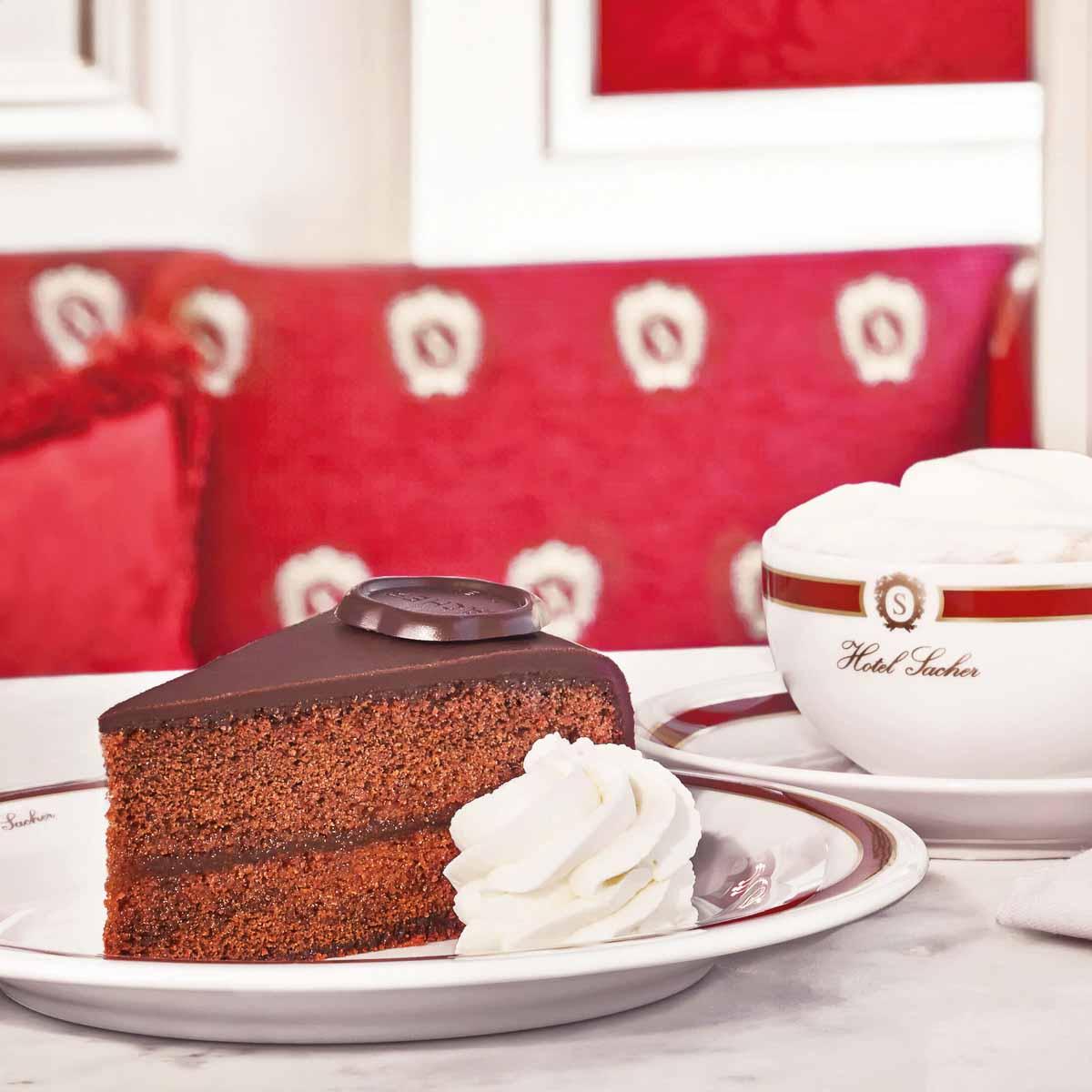 Café Hotel Sacher Wien