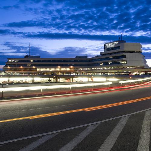 Flughafen tegel berlin berlin creme guides for Tegel flughafen anfahrt