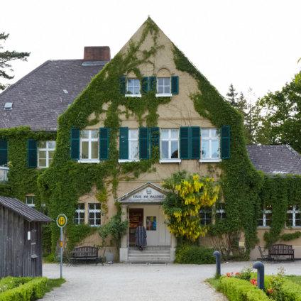 Haus am Waldsee Berlin Außenansicht