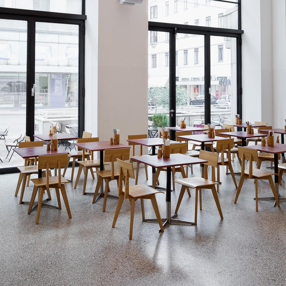 Joseph Brot Bäckerei Wien Gastraum