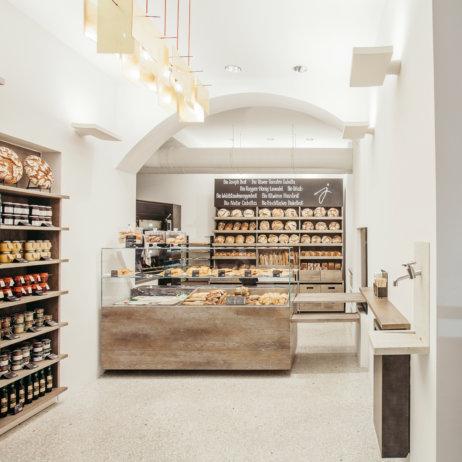 Joseph Brot Bäckerei Wien Laden