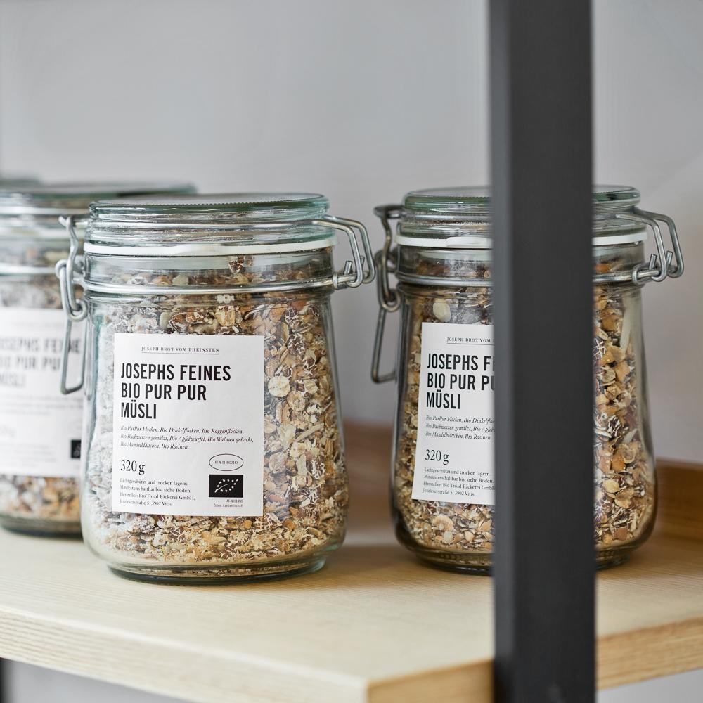 Joseph Brot Bäckerei Wien Müsli