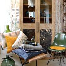 Klewitz. Die Wohnung München - Eames Chair in Grün