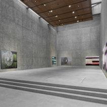 König Galerie in der St. Agnes Kirche Berlin