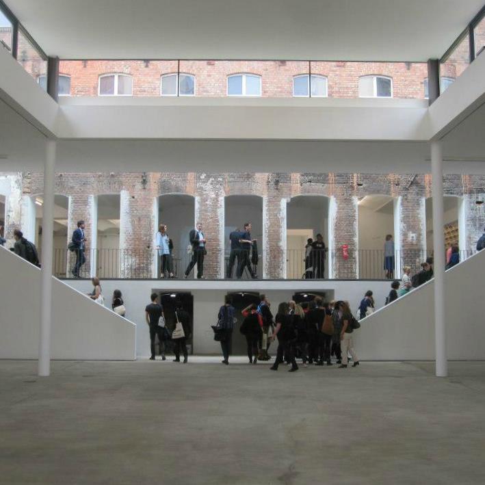 KW Institute for Contemporary Art Kunst Berlin Mitte