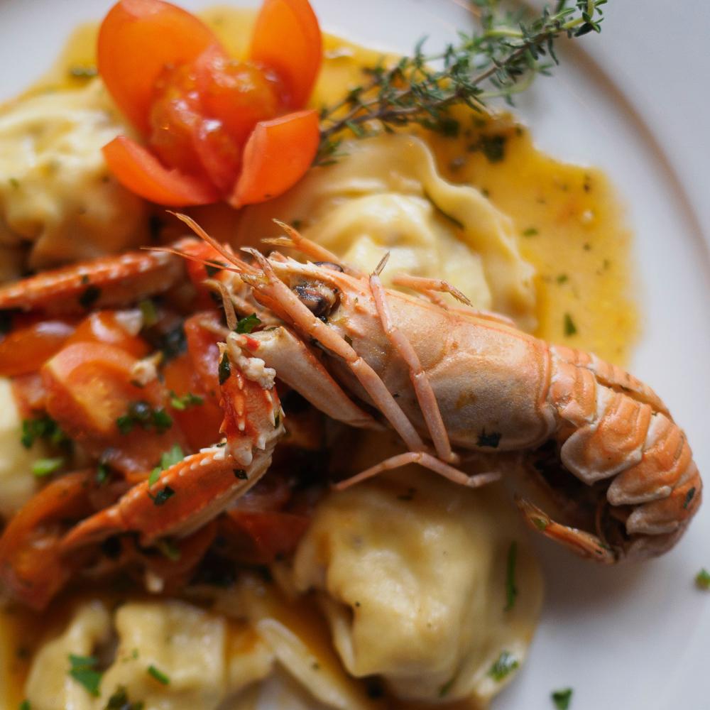 Lesendro Fisch Restaurant Berlin Schöneberg Meerestiere