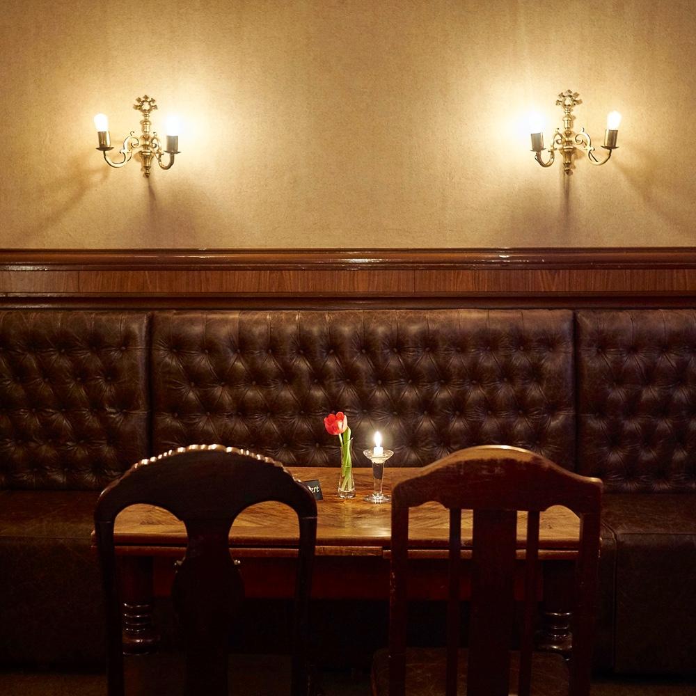 Lesendro Fisch Restaurant Berlin Schöneberg Interieur