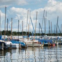 Marina Lanke Yacht Hafen Berlin Spandau Boote