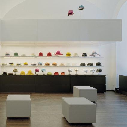 Muehlbauer Hutmanufaktur Seilergasse Wien