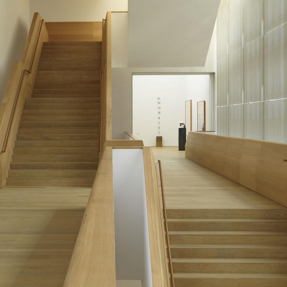 Museum Brandhorst München - Realisiert vom Architekturbüro Sauerbruch Hutton