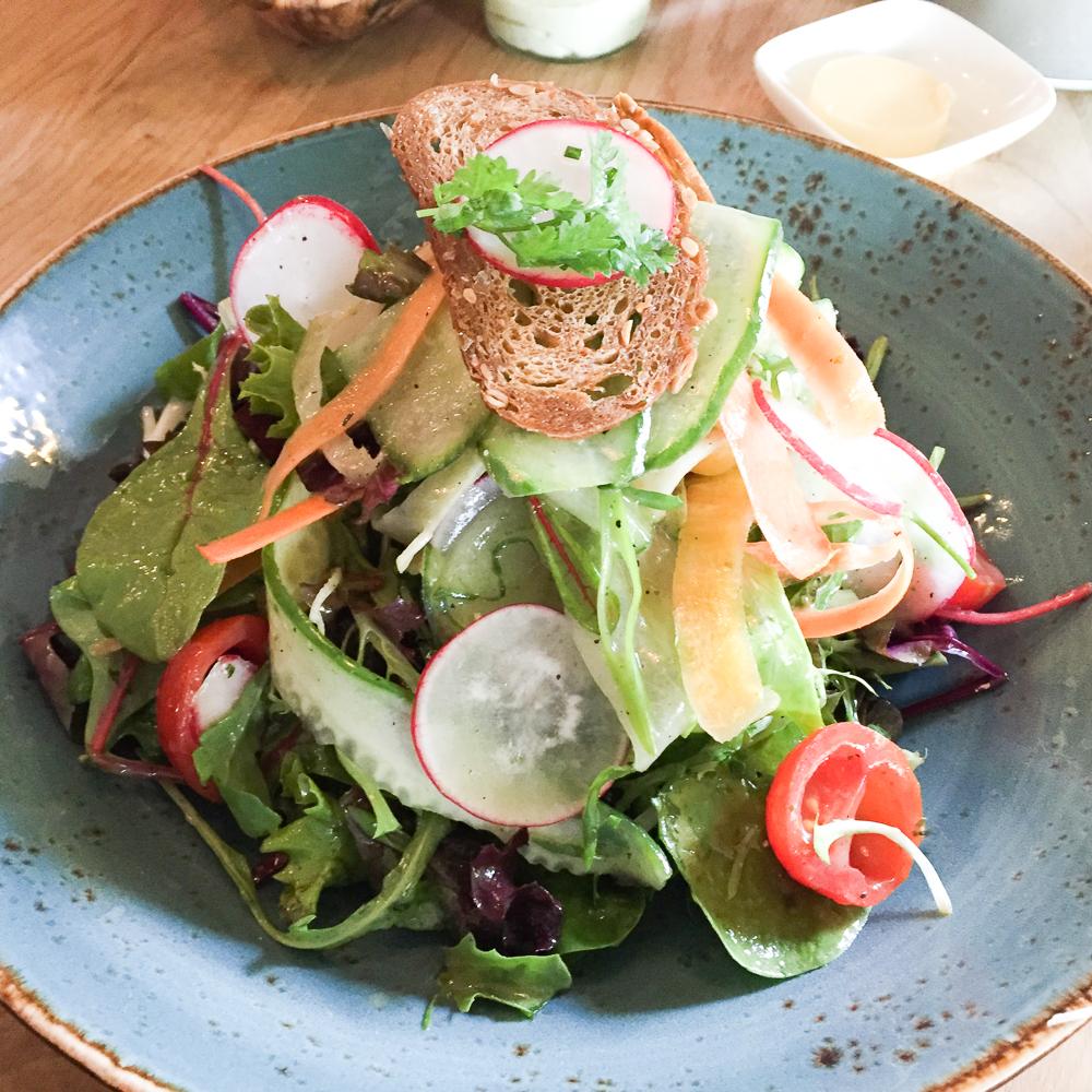 Restaurant 38 Berlin Marktsalat
