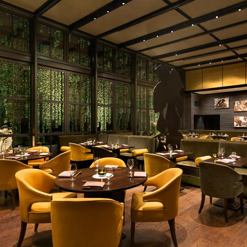 restaurant Sra Bua by Tim Raue im Hotel Adlon
