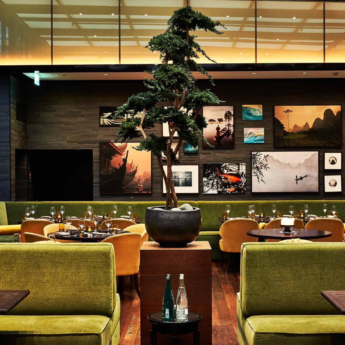 Restaurant Sra Bua im Hotel Adlon