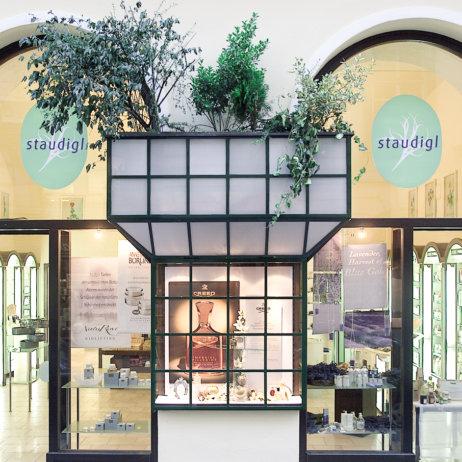 Staudigl Naturparfümerie Wien Shop