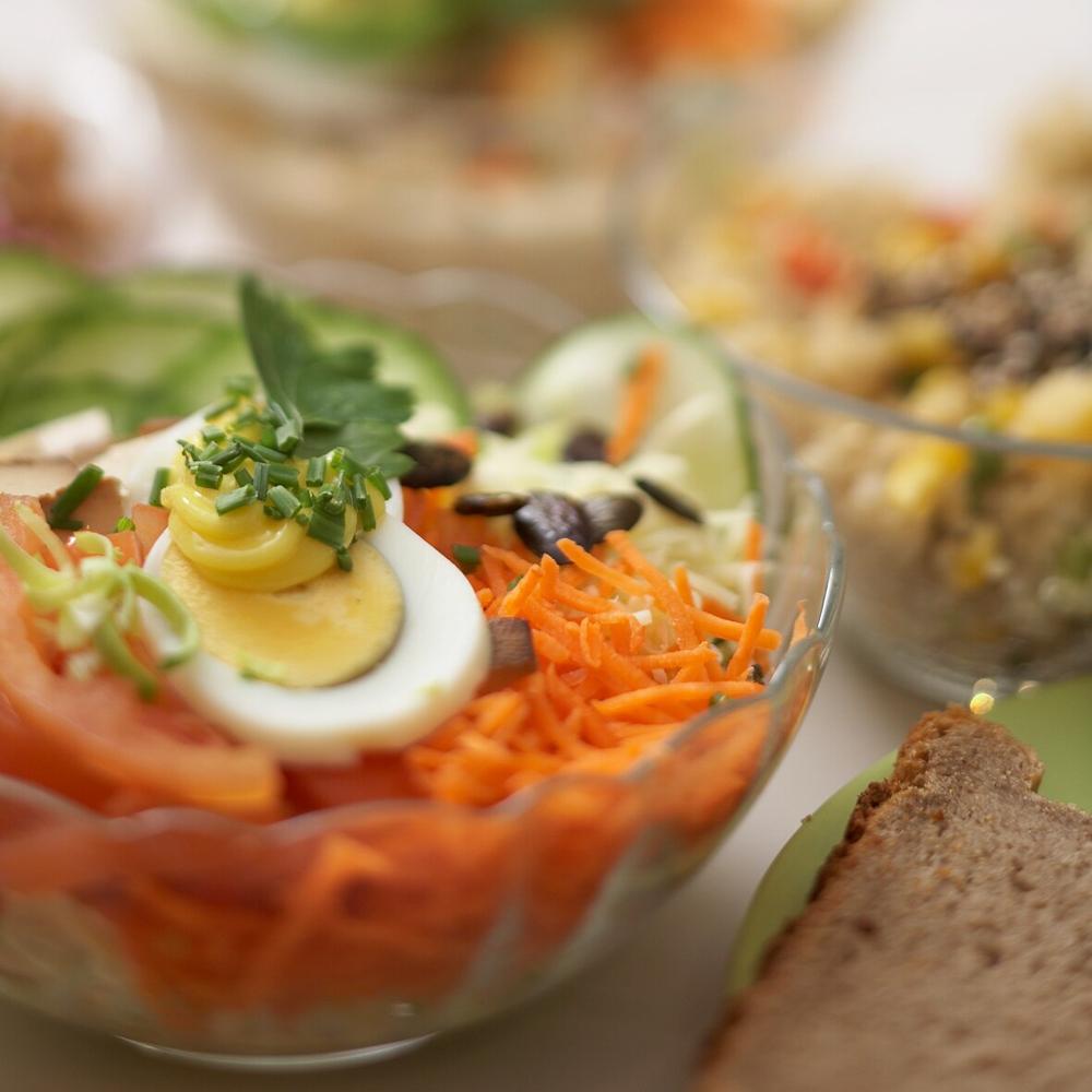 Staudigl Reformhaus Wien Salate