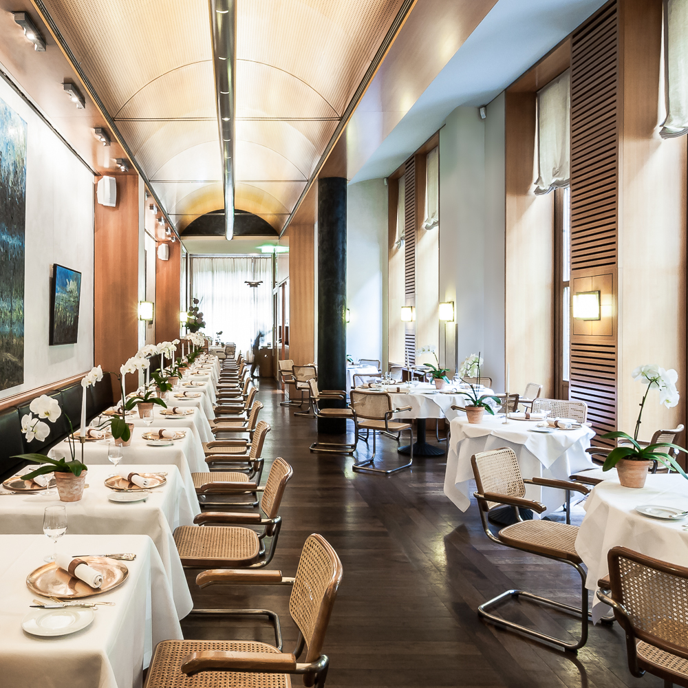 Vau Restaurant Kolja Kleeberg Berlin Gendarmenmarkt