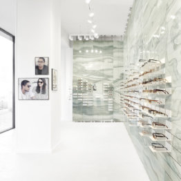 Viu Flagshipstore Berlin - Puristisches Interior Design