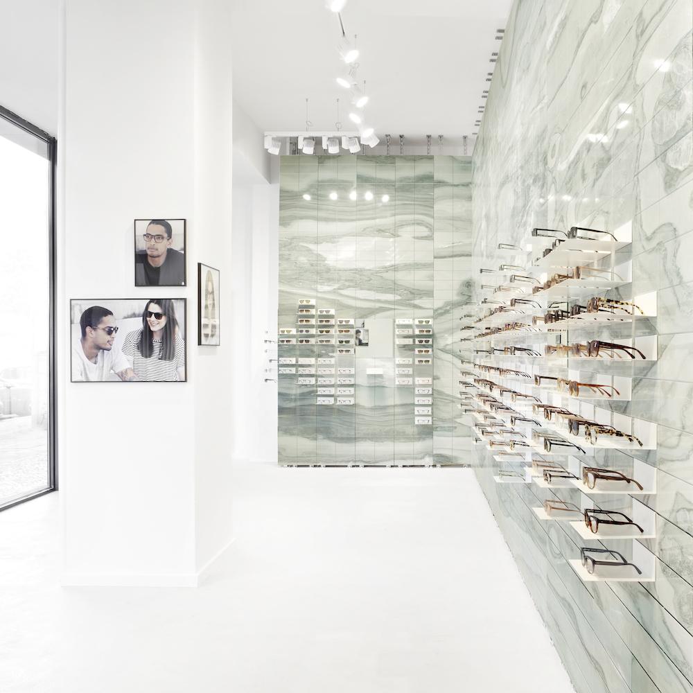 Viu Flagshipstore Berlin - Puristisches Interior Design
