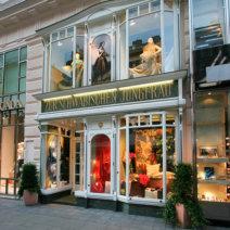 Zur schwäbischenJungfrau Kaufhaus Wien