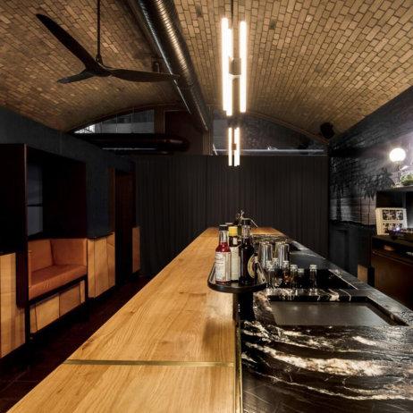 Bar Zentral Berlin Charlottenburg Bar im S-Bahn-Bogen