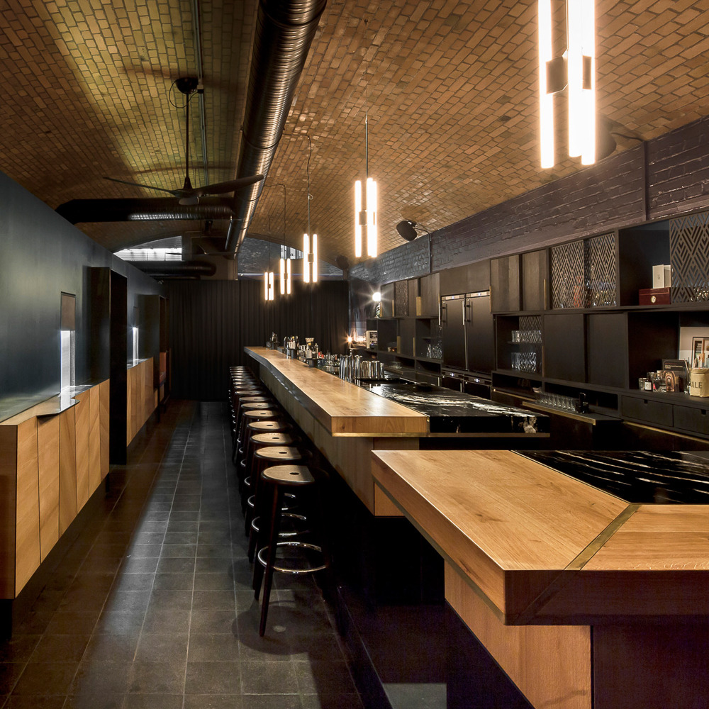 How To Design Your Lounge: Bar Zentral Charlottenburg - Berlin