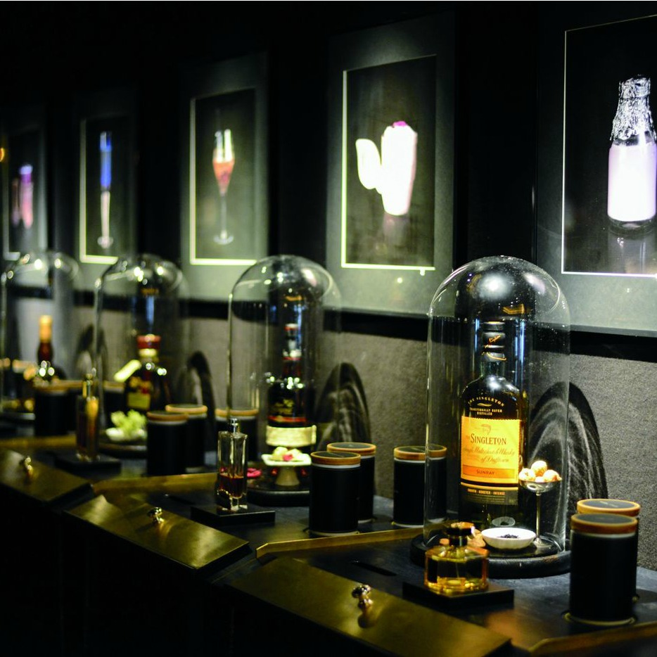 Fragrance Bar im Ritz Carlton Berlin