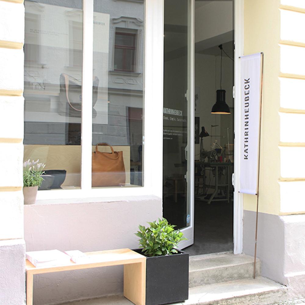 Kathrin Heubeck München - Der Taschenladen im Dreimühlenviertel