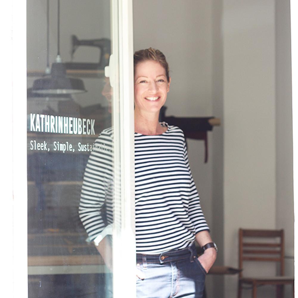 Kathrin Heubeck München - Die Inhaberin des Taschenlabels