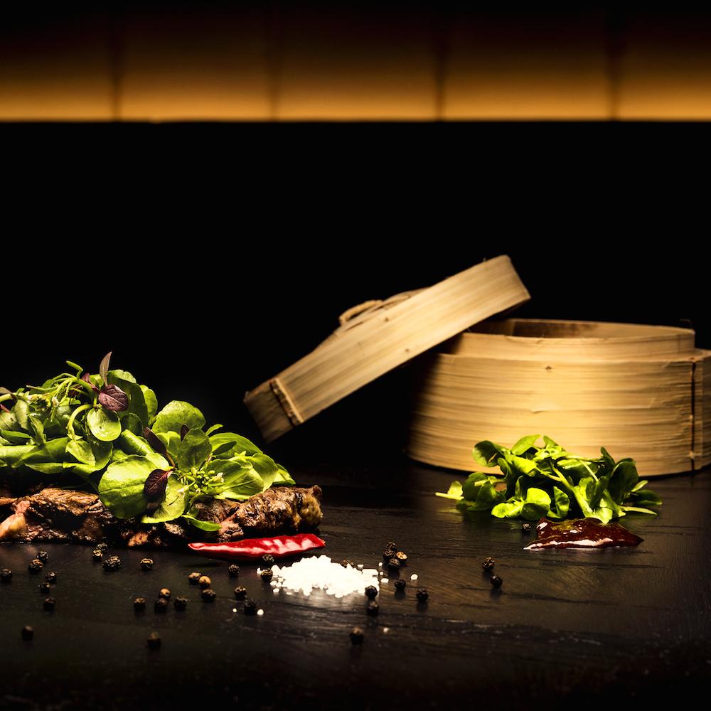 Mun Restaurant und Bar - Dim Sum Bambusdämpfer