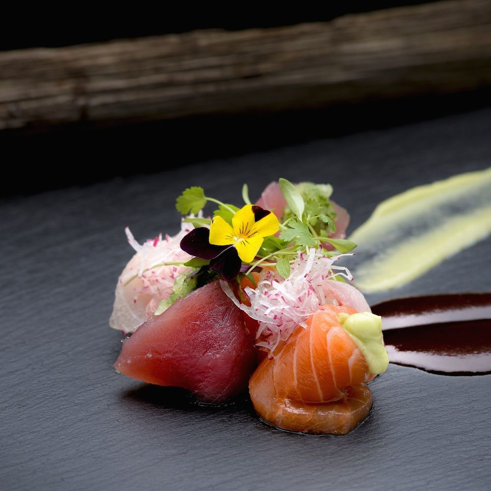 Mun Restaurant und Bar - Sushi Variation