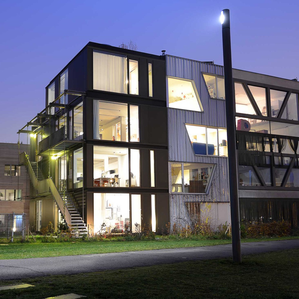 Notre Gout Art Concept Store Berlin Mitte Außenansicht