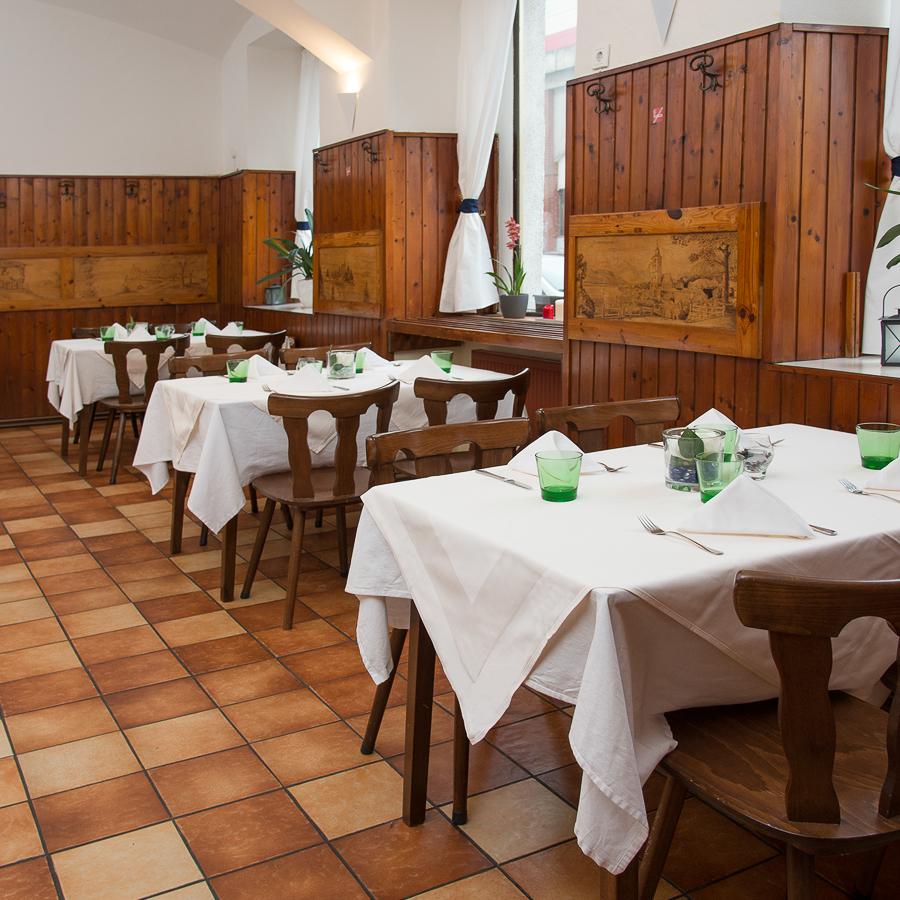 Restaurant Das Dreieck Wien Interieur