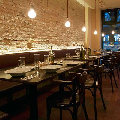 Rubys Bar italienisches Restaurant Berlin Kreuzberg