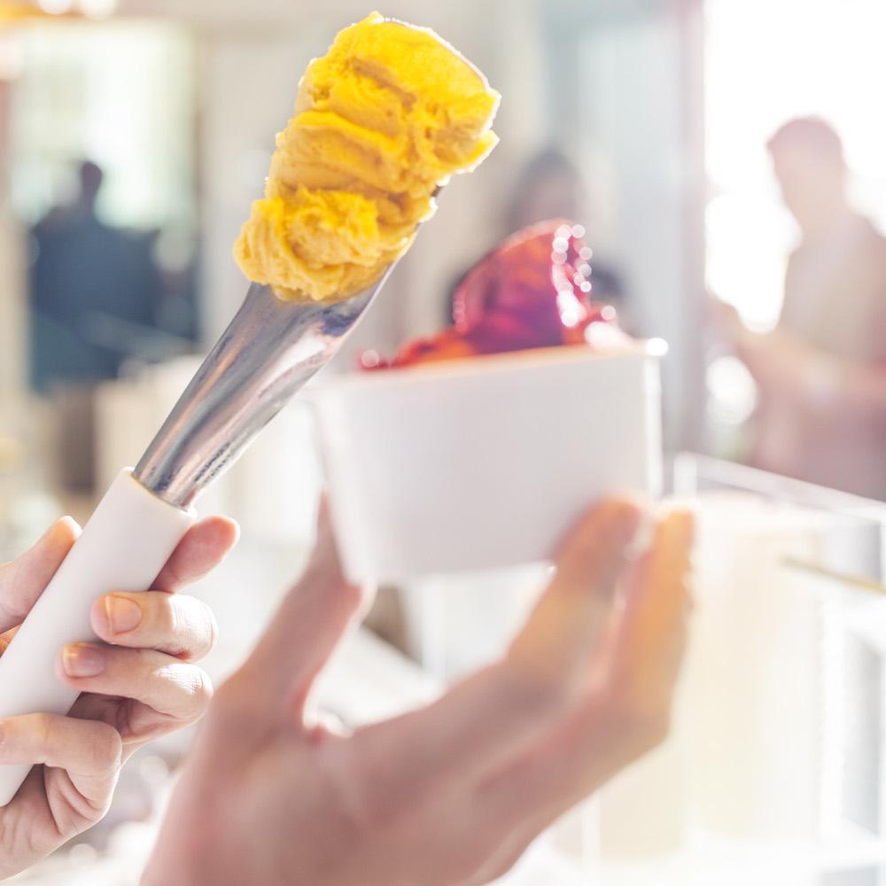 Ballabeni Icecream München - Fruchtsorbets ohne künstliche Geschmacksverstärker