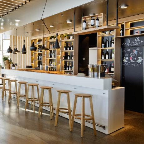Bavarie München BMW Welt Bar