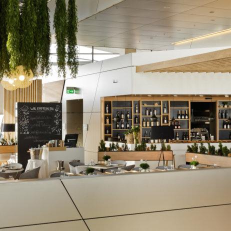 Bavarie München BMW Welt Bar und Restaurant